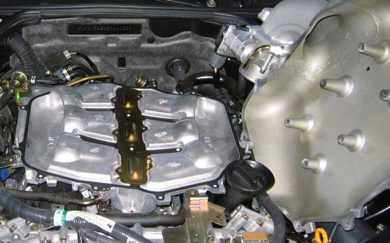 Custom Cars Central - Motordyne Plenum Spacer & MREV2 Manifold