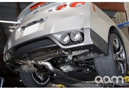AAM 90mm Premium Adjustable Exhaust