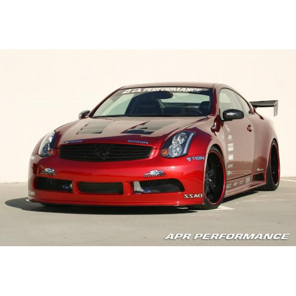 APR Performance AB-355000 GTR35 Widebody Aerodynamic Kit