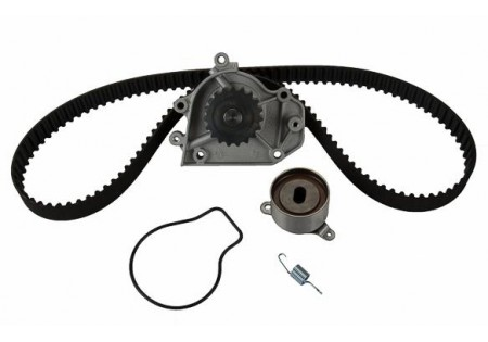 Gates TCKWPA Timing Belt Component Kit W Water Pump Acura - Acura integra timing belt