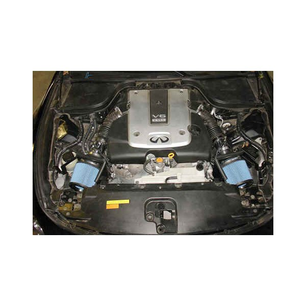 G37 Sedan 0 60 >> Injen SP1998P SP-Series Short Ram Intake Infiniti G35 Sedan 07-08, G37