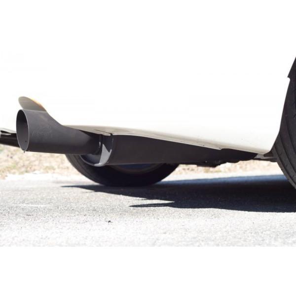 APEXi BKH WS Noir Catback Exhaust Acura RSX TypeS - Acura rsx type s exhaust