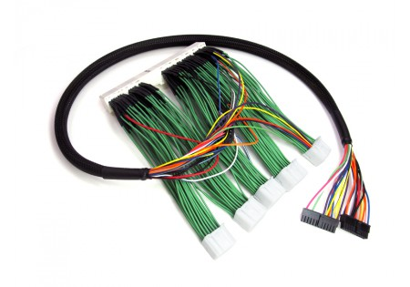 injector wire harness 6 0 powerstroke boomslang bf12027 aem fic pnp harness honda / acura (incl ...