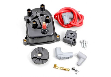 MSD Ignition Distributor Cap And Rotor Acura Integra GSR - Acura integra distributor