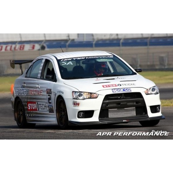 APR Performance GTC-300 Adjustable Wing Mitsubishi Evolution X