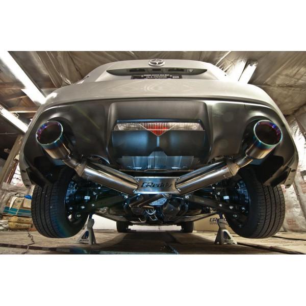 Greddy 10110731 TRUST Comfort Sports GTS Exhaust Scion FRS