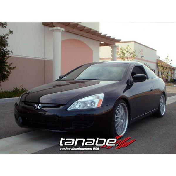 Tanabe TNF NF Lowering Springs Acura TSX Honda Accord - Acura tsx lowering springs