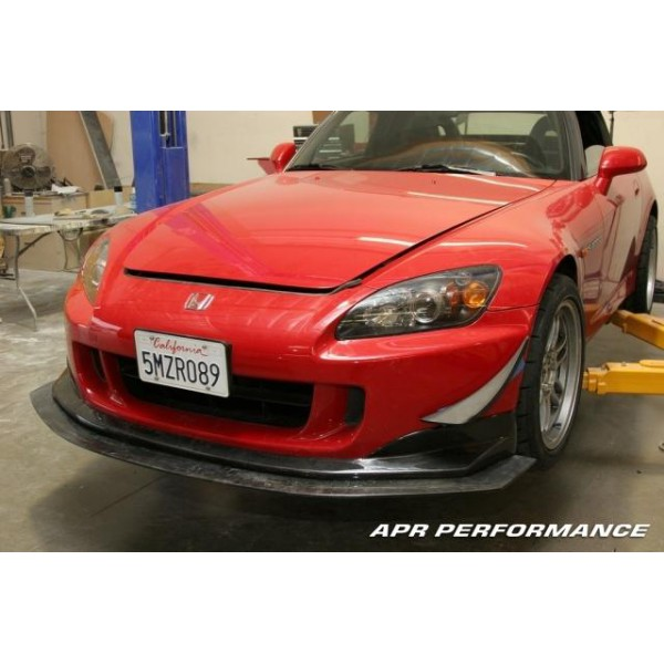 APR Performance AB-200212 Front Bumper Canard Set Honda