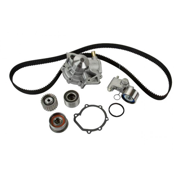 gates tckwp307 timing belt component kit w   water pump