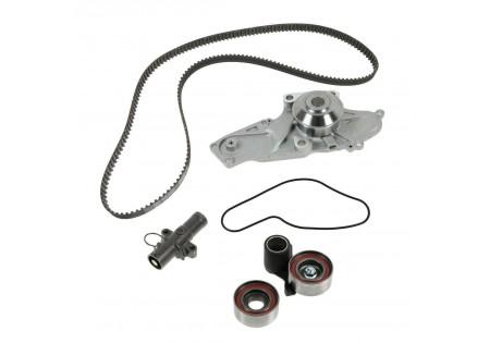 Gates TCKWP Timing Belt Component Kit W Water Pump Acura TL - Timing belt acura tl