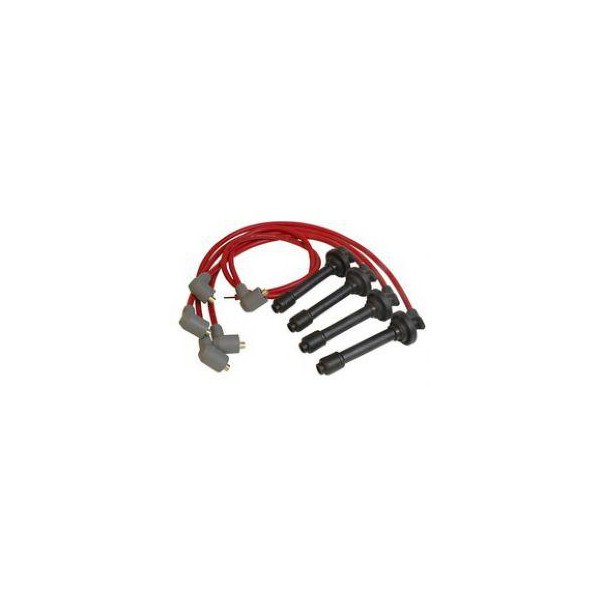 msd ignition 32349 super conductor spark plug wires acura