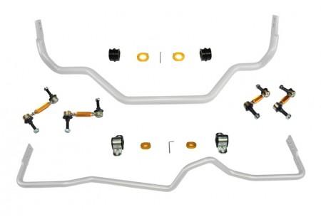 Whiteline Front & Rear Swaybar Kit