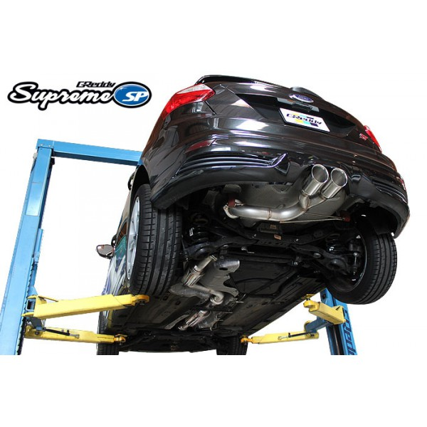 Greddy 10148203 Supreme SP Exhaust System Ford Focus ST 13-16