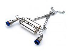 Invidia Gemini Rolled Titanium Tip Exhaust
